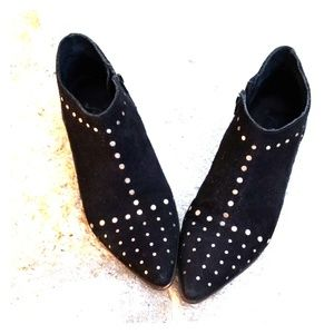 Free People studded ankle boot